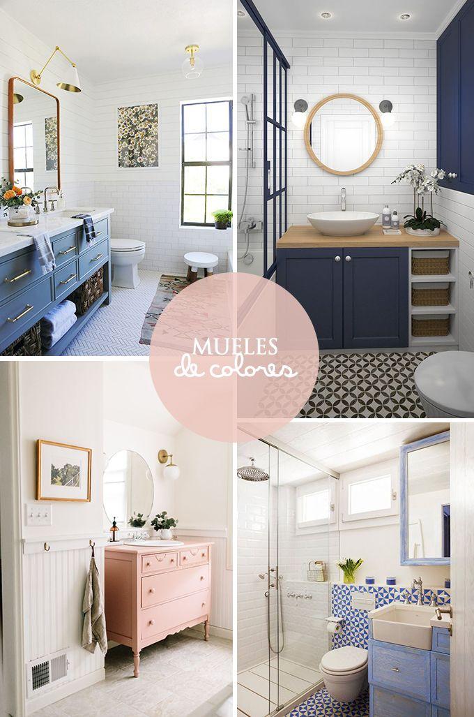 ideas de decoración para cuartos de baño | Decoración | Pinterest ...