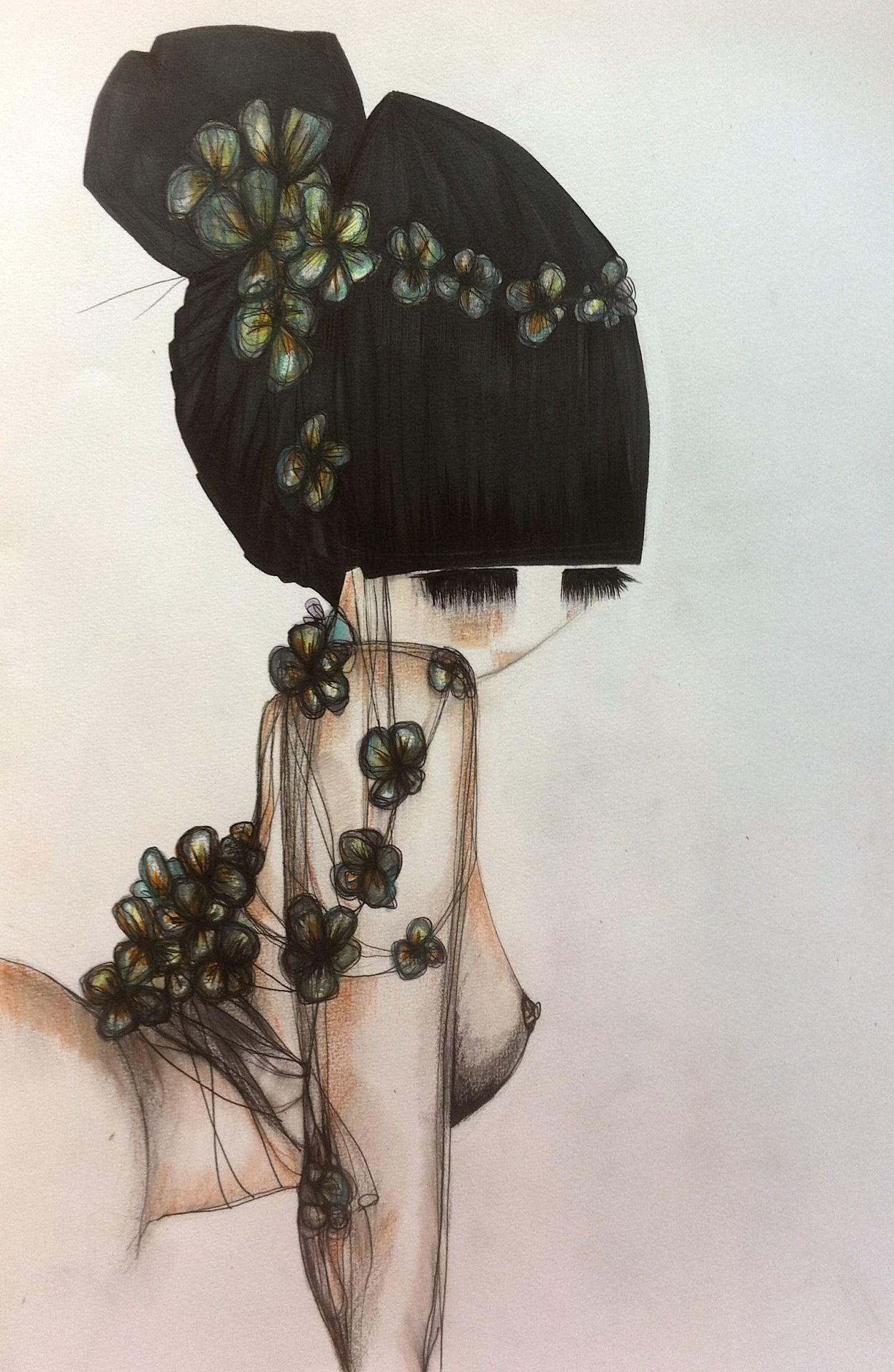 Thomine u art fellow beau pinterest artsy and illustrations
