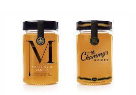 Αποτέλεσμα εικόνας για honey labels designs