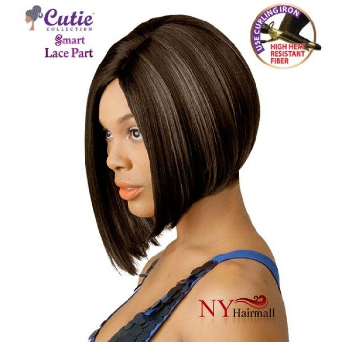 New Wig Update Chade New Born Free Cutie Collection Smart Lace Part Wig Cts109 Http Nyhairmall Com Chade New Synthetic Lace Front Wigs Wigs Lace Front Wigs