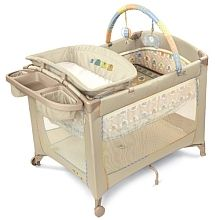 bright starts ingenuity sleepeasy playpen. i think our one ...