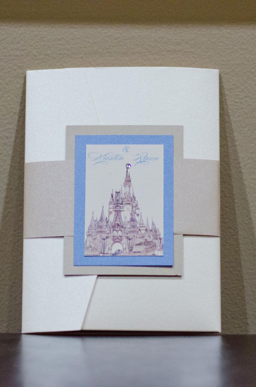 Pin By Kim Christensen On Disney Wedding Invitations