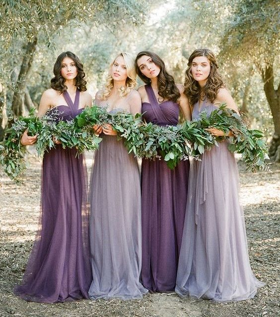 29806ff4d3 Lavender and Purple - Mismatched Bridesmaid Dresses  Style Tips and 10 Best  Combinations - EverAfterGuide