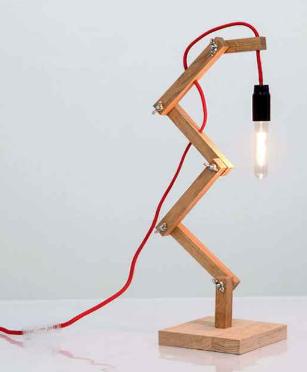 Une Lampe De Bureau Articulee Old And Made In 2018 Pinterest