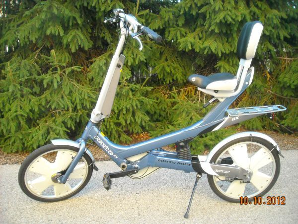 Giant Revive Dx Hybrid Semi Recumbent Comfort Bicycle Bike 449