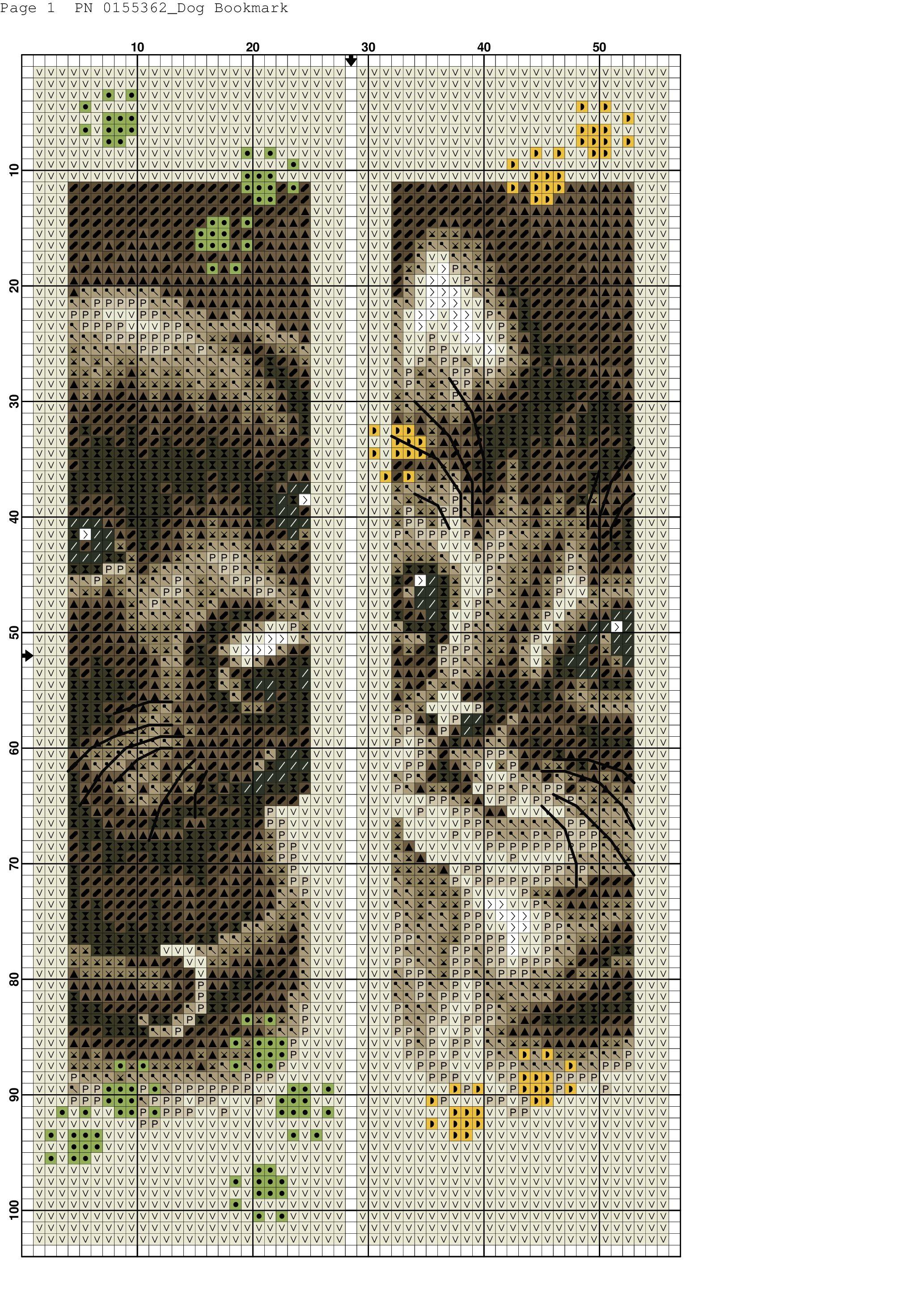 Dog Bookmark-001.jpg                                                                                                                                                     More