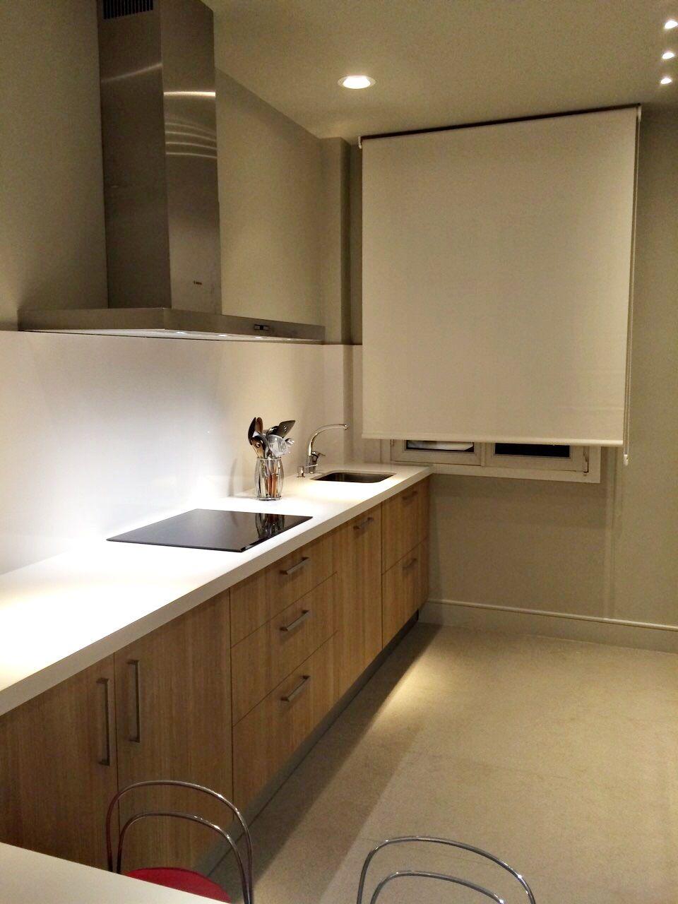 Cocina en estratificado modelo ana de la colecci n aleve - Ana en la cocina ...