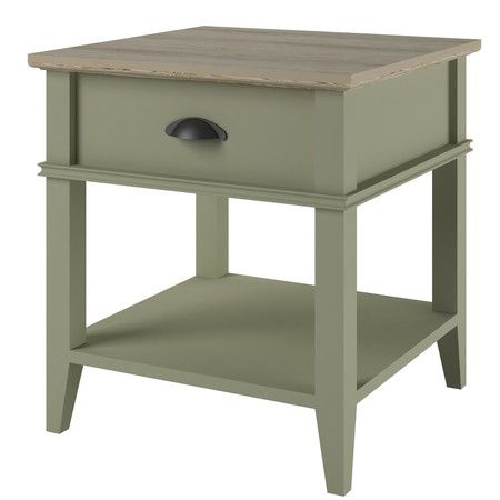 Found It At Wayfair End Table With 1 Drawer End Tables