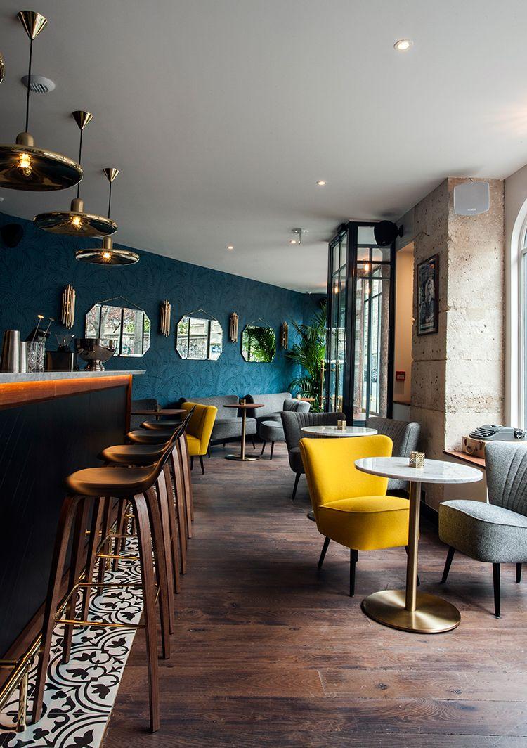 hotel andr latin paris follow your dreams pinterest wohnzimmer ideen einrichtung und. Black Bedroom Furniture Sets. Home Design Ideas