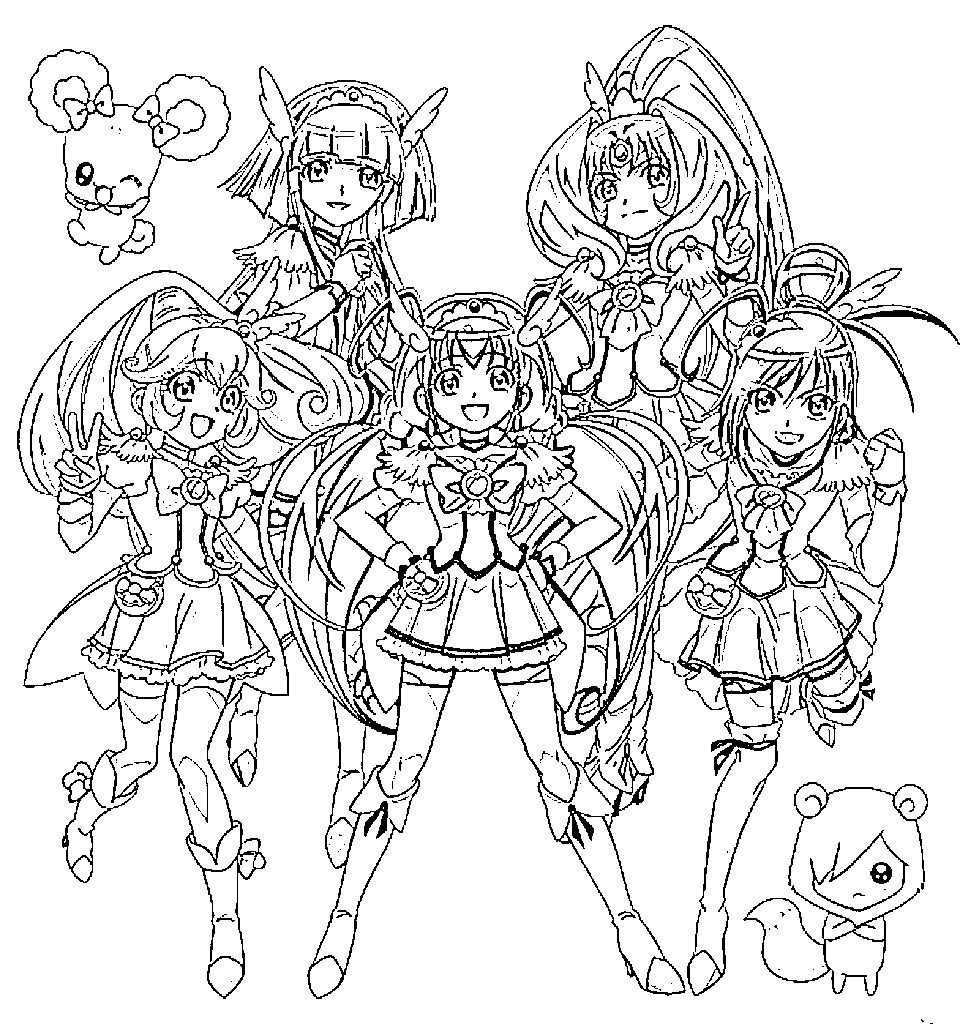 Emily Coloring Pages Gallery Glitter Force Coloring Pages Dinosaur Coloring Pages