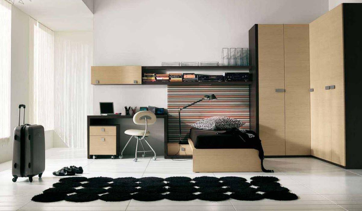 Marka Camerette ~ Contemporary corner wardrobe c marka industria mobili