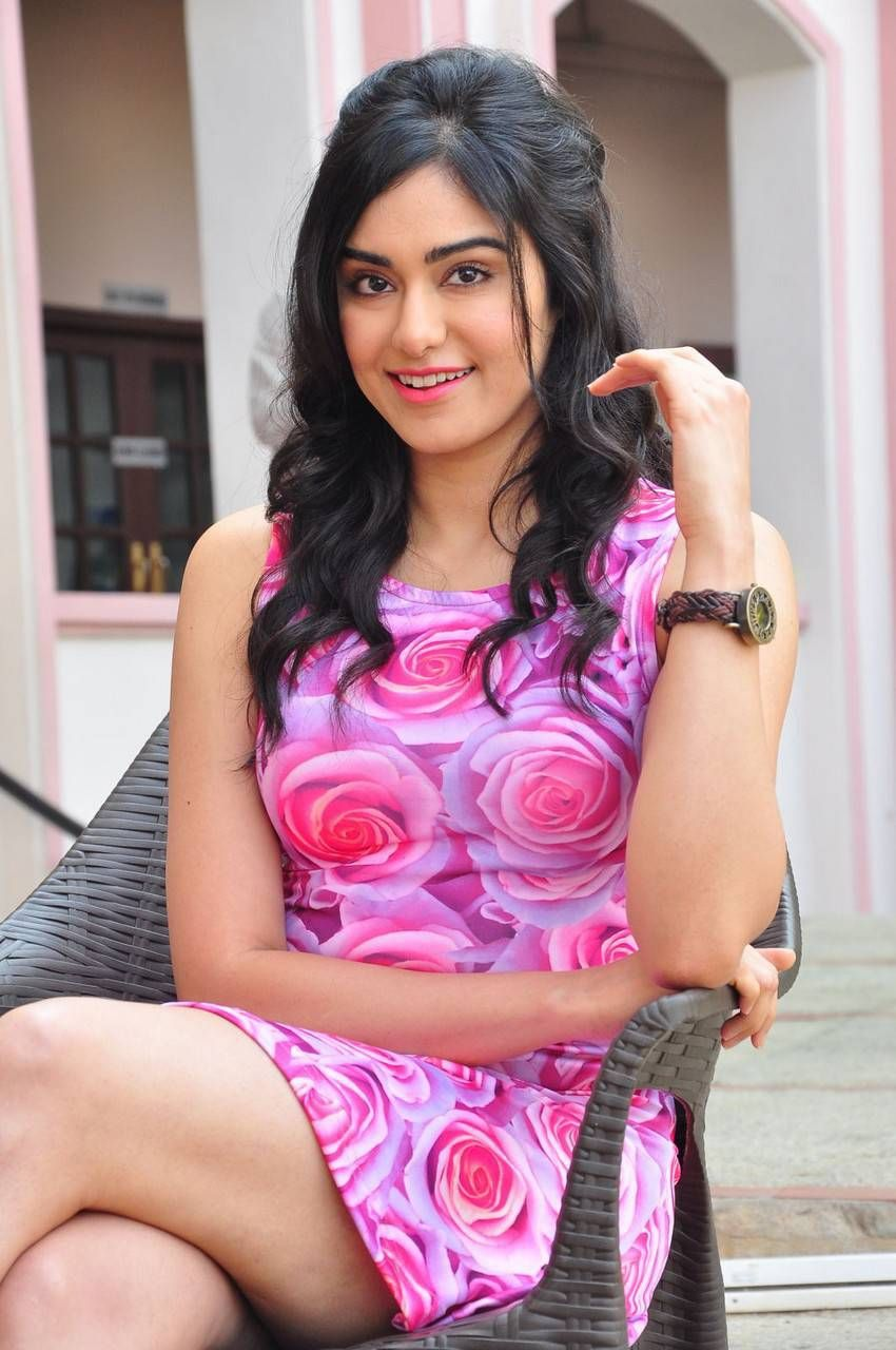 Heroine Adah Sharma Interview About Kshanam Uncutindia