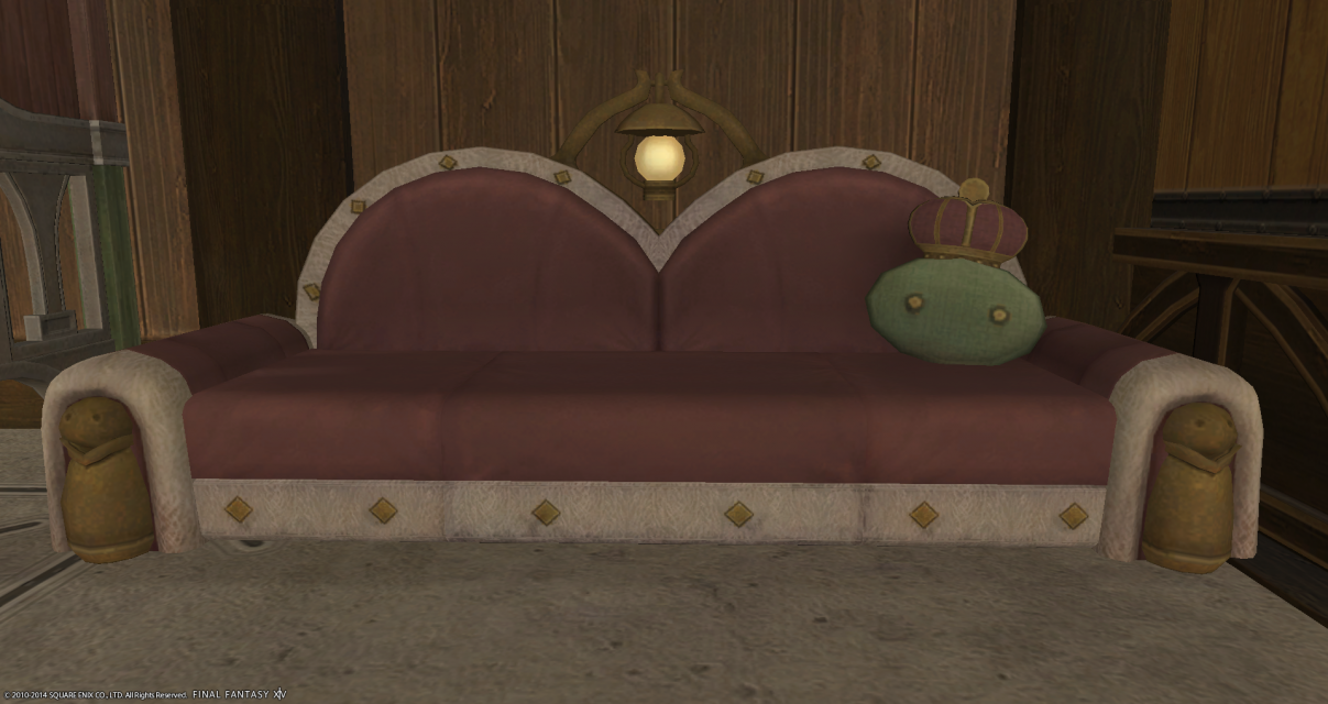 Final Fantasy Xiv A Realm Reborn Ffxiv Arr Database Couch Design Couch Furniture