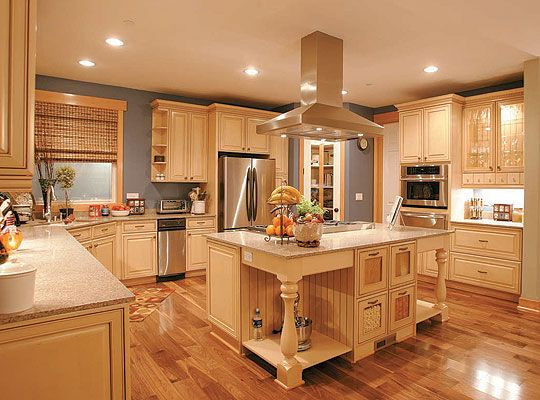 Kitchens Classic Style Extreme Makeover Home Edition Home Kitchen Interior