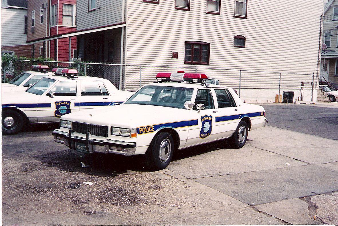 Photos Of Newark Police 1990s Newark Nj Police Chevy Caprice A Photo On Flickriver Police Cars Old Police Cars Police
