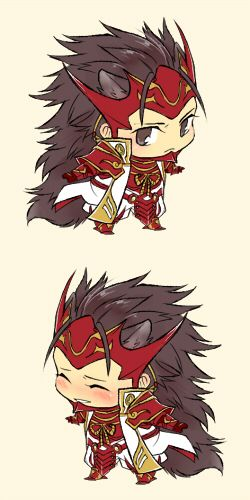 Fire Emblem: If/Fates - Ryouma