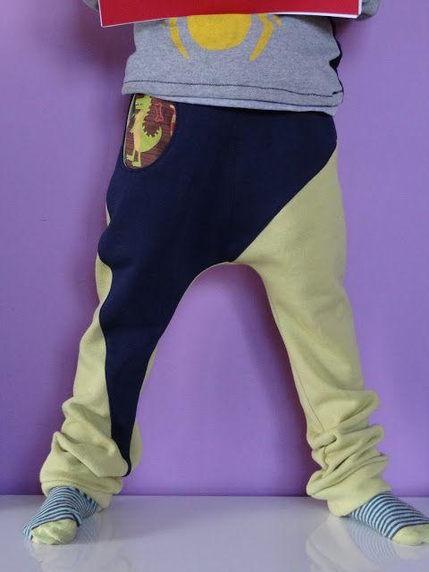 diario de naii: Pantalón dos piezas I