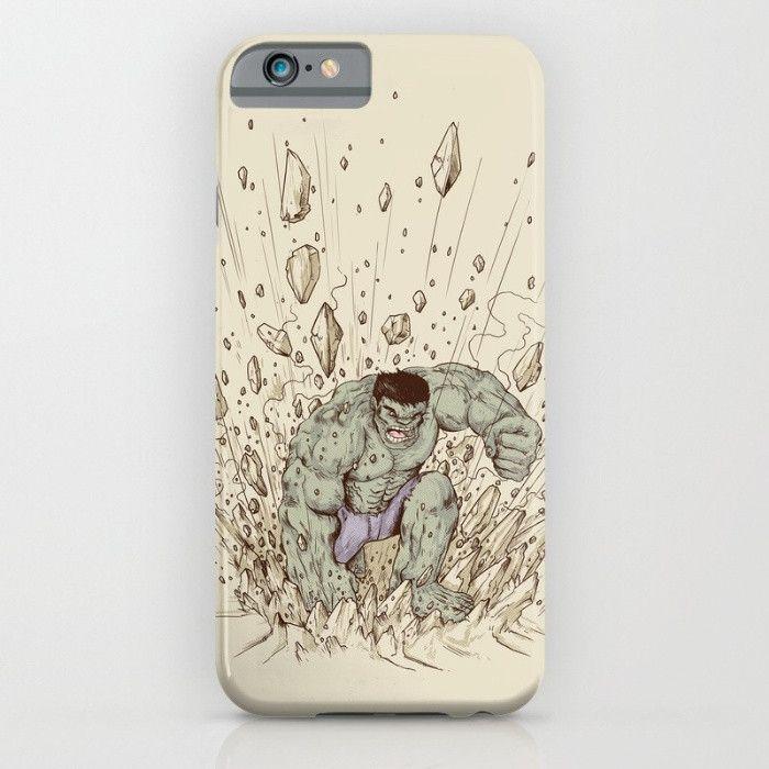Hulk Smash - For iPhone 6 Case