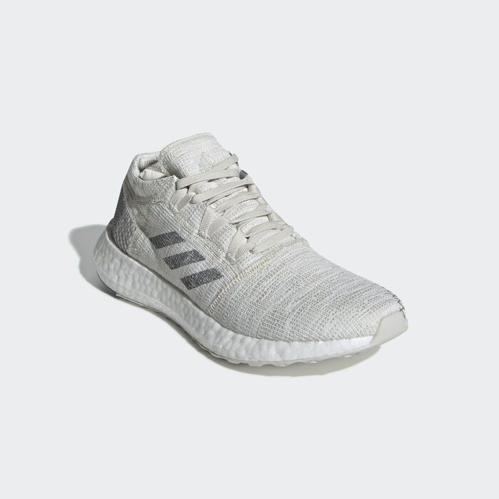 Pureboost Go Shoes Purple Womens | Shoes, Adidas pure boost