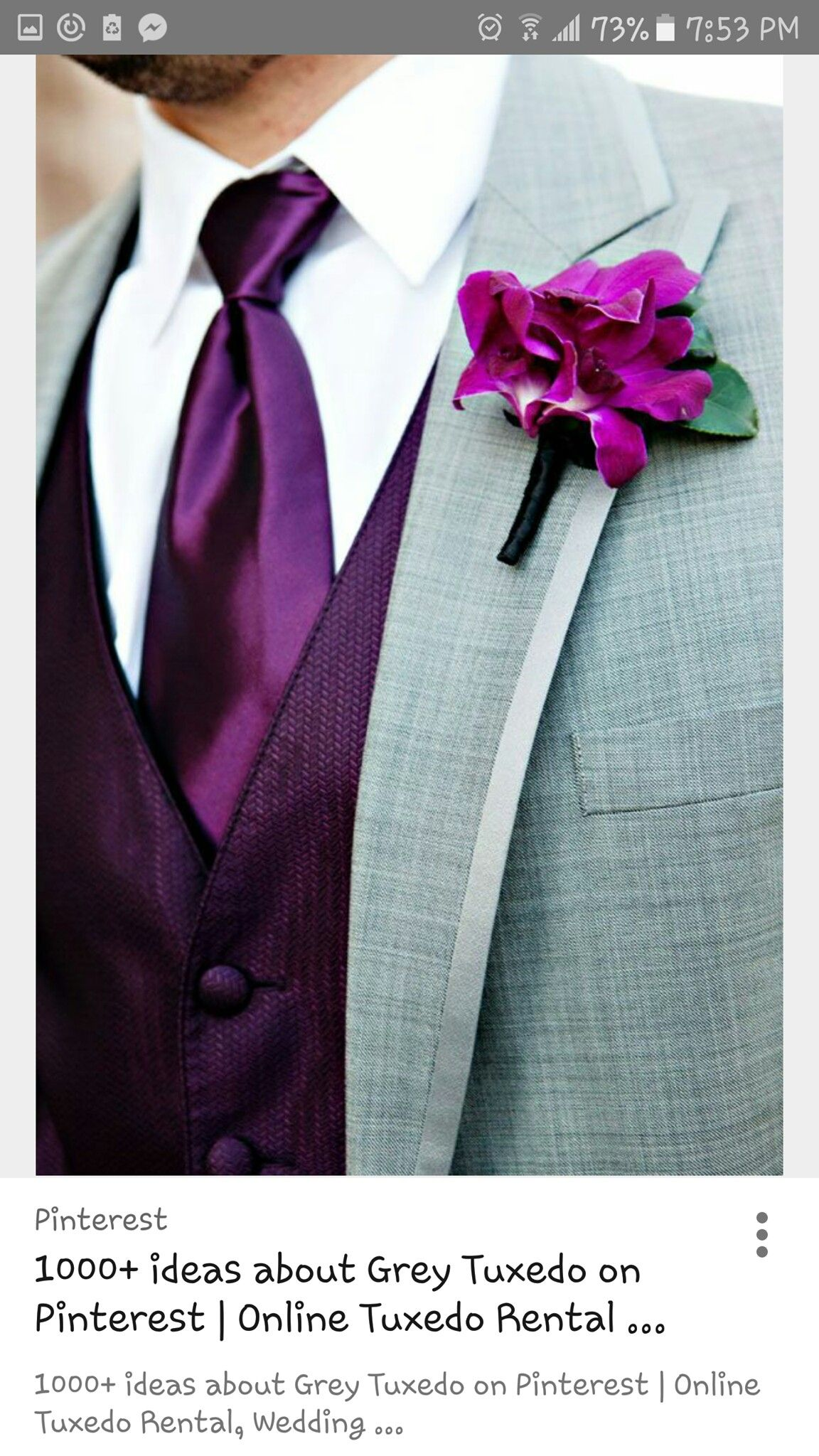 Pin by Nicole Collins on Wedding Ideas | Pinterest | Wedding suits ...