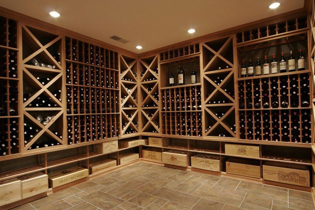 16 Contemporary Storage Ideas To House Your Wine Wine Cellar