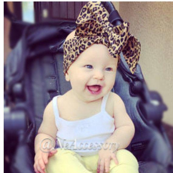 Cheetah Turban Headband 35b87b69dd6