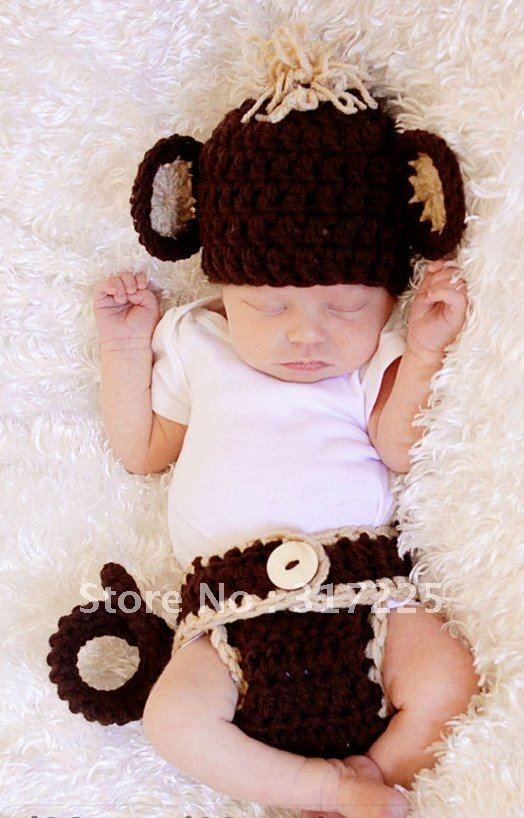 Monkey With A Belt Future Pinterest Newborn Halloween