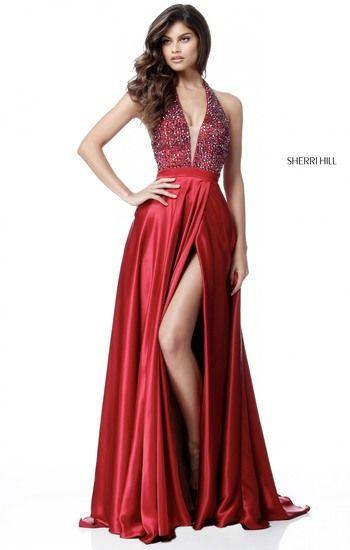 Sherri Hill Prom Dress 2017   Prom Dress   Pinterest
