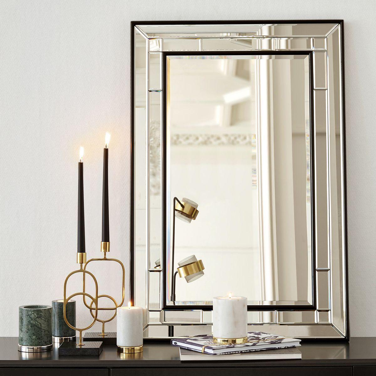 La Tendance Neo Art Deco En 5 Cles Blog Deco Clem Around The Corner Style Art Deco Art Deco Pour Salle De Bain Miroir Art Deco