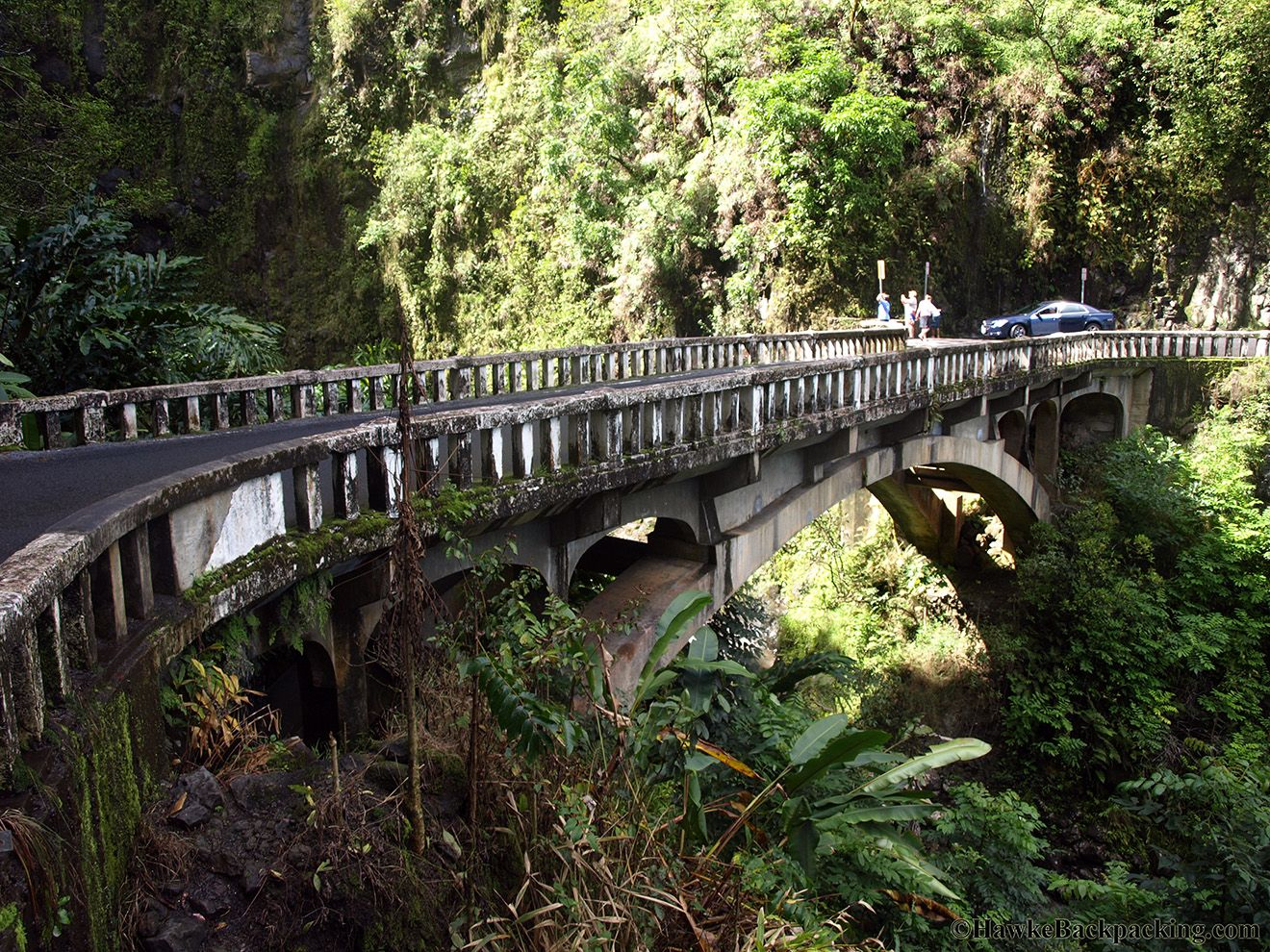 Taking the road to Hana is a must do activity on Maui Take a guide and use a map that shows the best views amp stops Be safe on the Hana Highway Aloha!