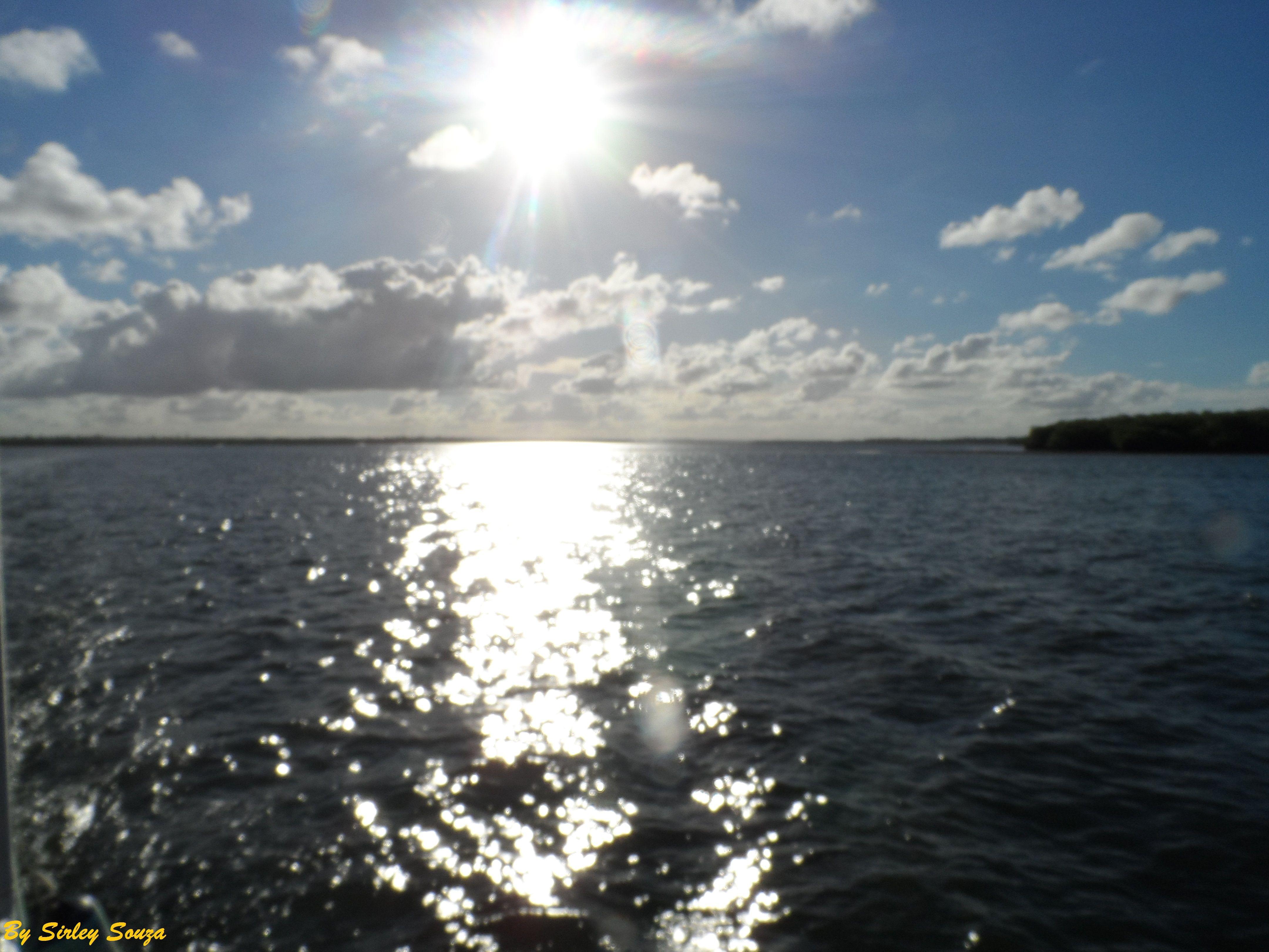 Olhar de Sirley Souza (Céu e Mar de Aracaju)
