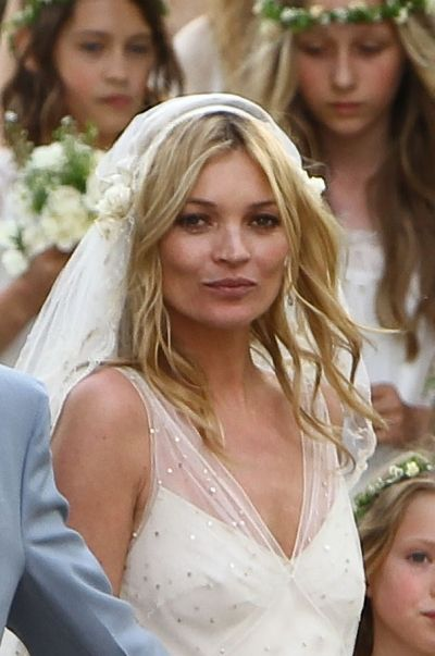 Kate Moss Wedding.Kate Moss Wedding Hairstyle Hair And Beauty Wedding Hairstyles