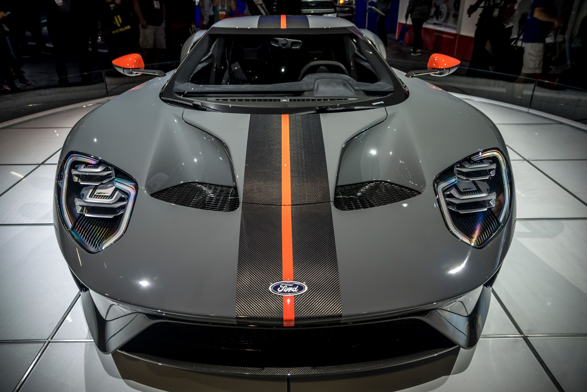 How Do You Feel About The Ford Gt Carbon Series Ford Ford Gt