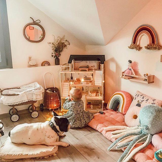 Whimsical Kids Room: Whimsical Kids Bedroom #olliella