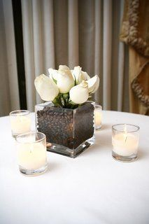 Coffee Table Decoration Flower