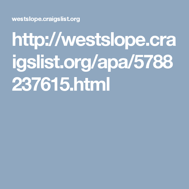 Http Westslope Craigslist Org Apa 5788237615 Html Tax Prep Tax Preparation Referrals
