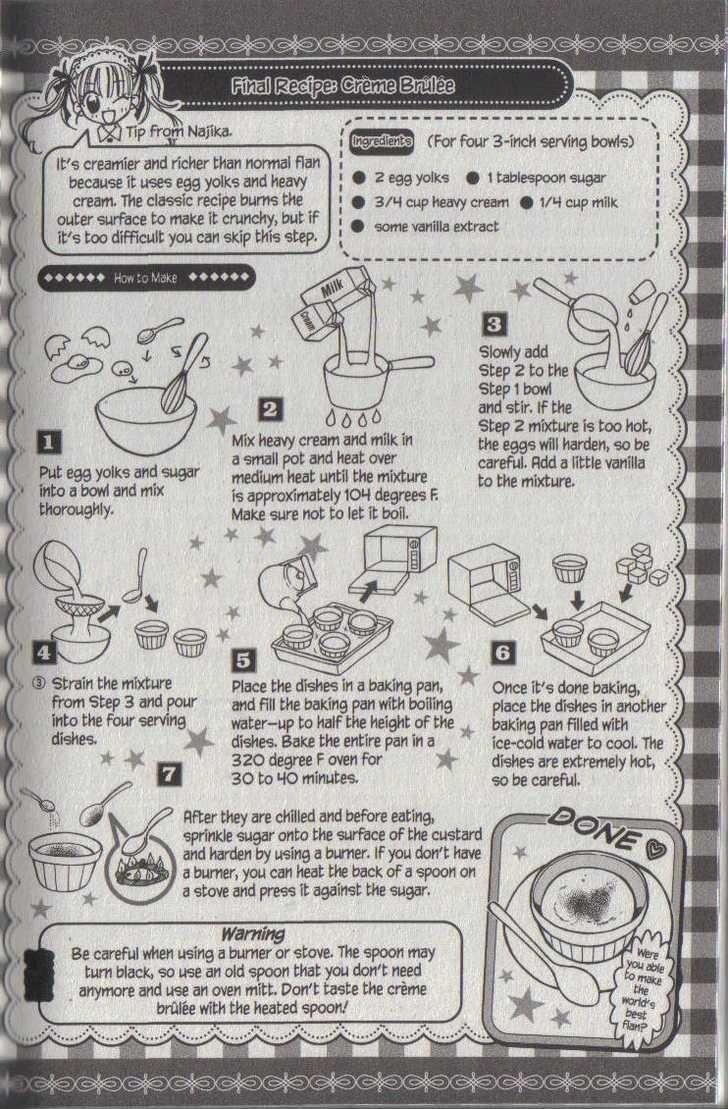 Read manga Kitchen Princess Kitchen Princess 047.5: Recipes online ...