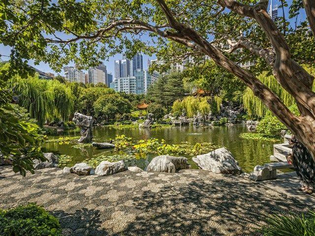 Chinese Garden Of Friendship Chinese Garden Garden History Garden Center