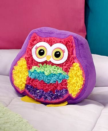 Plush Craft Fabric By Number Kits Plush Craft Arts And Crafts Kits Sewing Projects For Kids