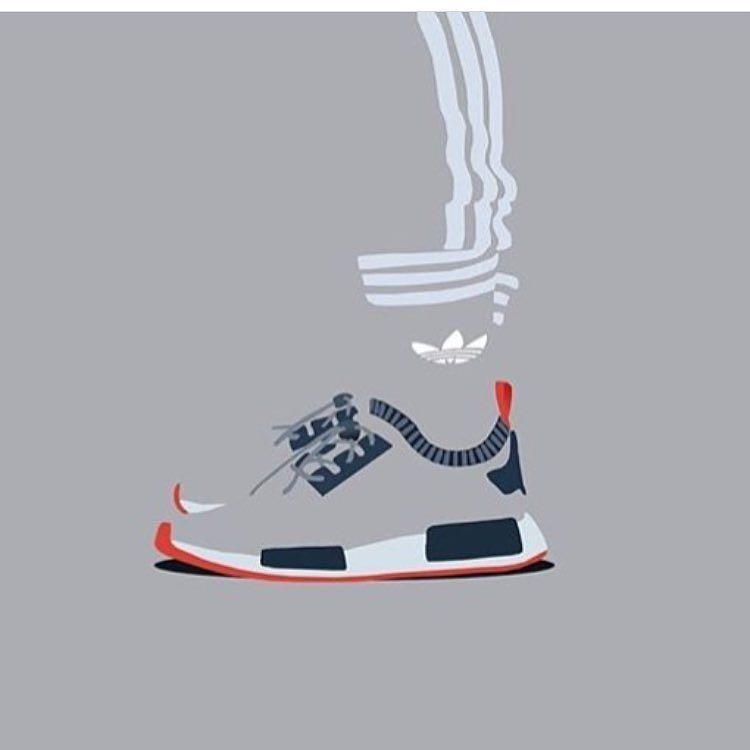 Sneakerart Artist Minimalistkicks Dengan Gambar Sepatu