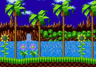 Sonic Background Sonic The Hedgehog Sonic Hedgehog Game
