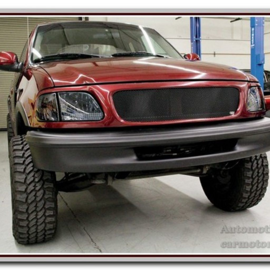 2002 Ford F150 Aftermarket Parts Ford F150 Ford F150 Accessories F150