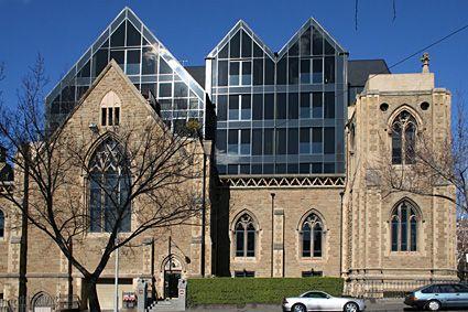 Cairns Memorial Church Apartments | Architecture, Building ...