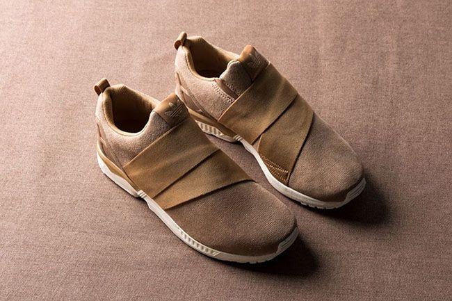 0ea711185b82 United Arrows x adidas ZX Flux Slip-On - EU Kicks  Sneaker Magazine