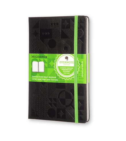 Evernote Notebook Large 13 X 21 Cm 5 X 8 25 In Just 23 95 On Http Bit Ly 2hfjspw Moleskine Evernote Moleskine Evernote
