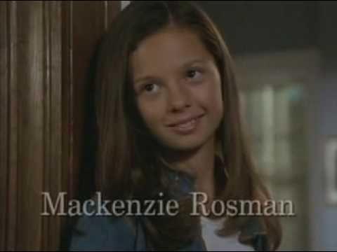 Mackenzie Rosman. My mom says that I look like her....