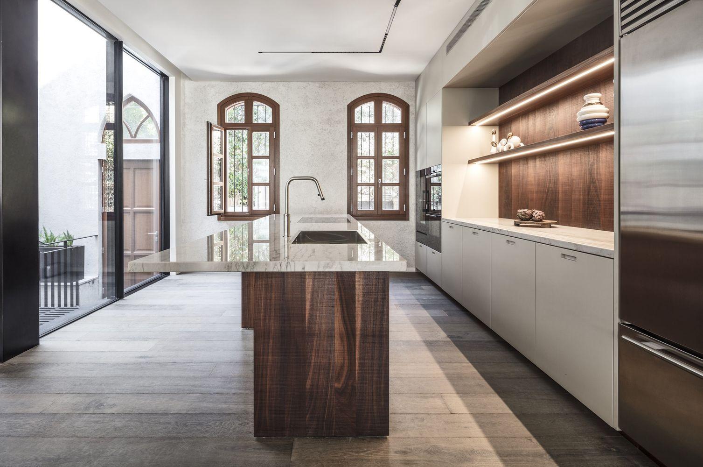 Gallery of  house paz gersh architects also kitchen pinterest rh