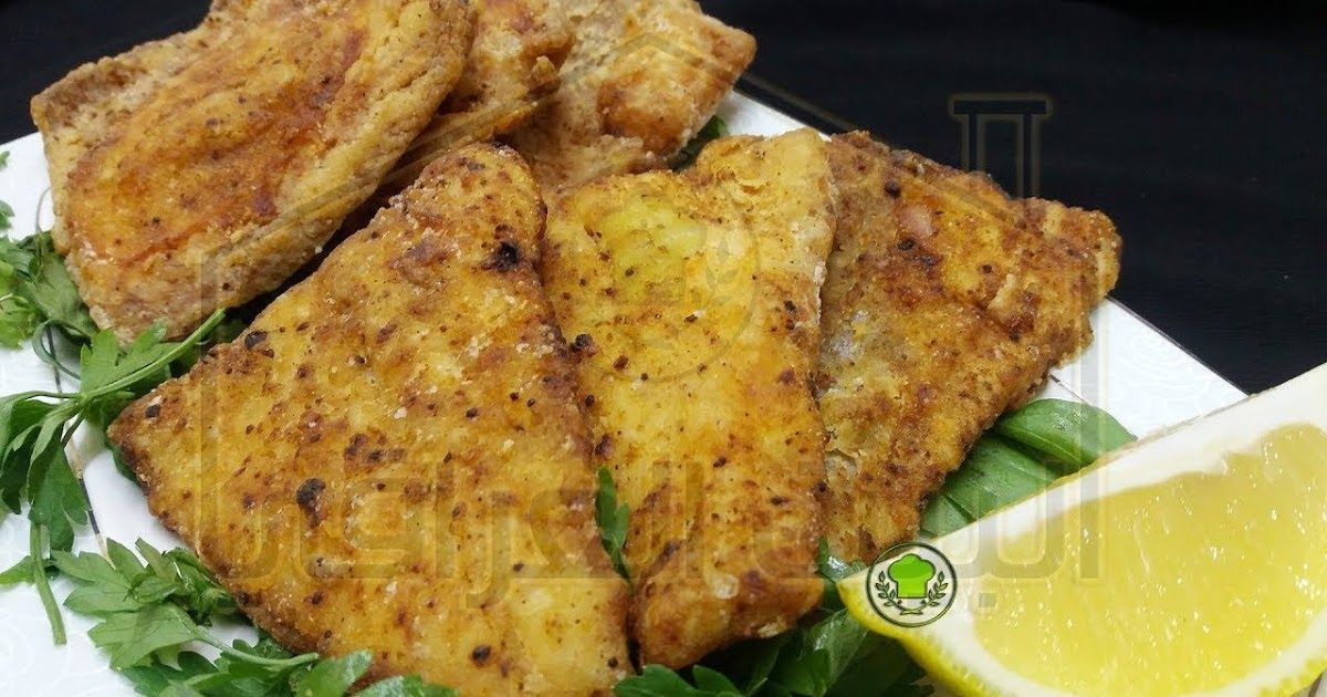 عمل سمك مقلي مقرمش يمكنك متابعة طريقة العمل بالتفصيل في الفيديو Food Chicken Blog