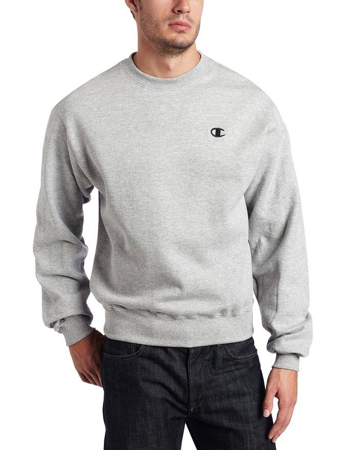 Champion men's pullover eco fleece sweatshirt #sweatshirts #hoodie ...