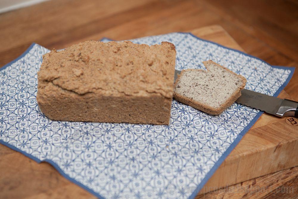 Gluten free dairy free pcos friendly bread recipe pcos